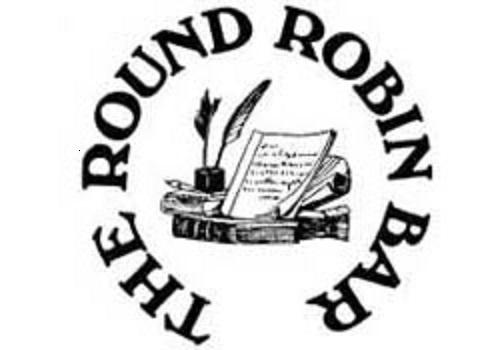 Round Robin Bar Washington DC