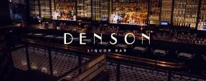Denson Liquor Bar in Washington DC