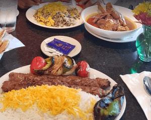 Shamshiri Grill Restaurant Los Angeles