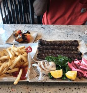 Dubai Sauce Restaurant Los Angeles