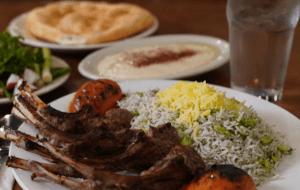 Kasra Persian Grill Restaurant Houston