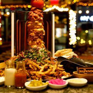 Au Za'atar Restaurant